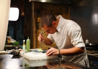 Chef Julien Royer of Odette, 2-Michelin starred Singapore restaurant curates culinary experience at the JW Marriott, Aerocity, New Delhi