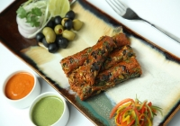 Chutney dishes out the new menu