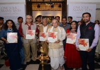 LAXMANA DALMIA  LAUNCHES HER DEBUT BOOK OF POEMS ONE SOUL MANY LIVES