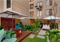 Hyatt Pune gives you a calmness in the middle of a buzzing city