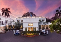 Jehan Numa Palace is a tale of Regal splendour and modernity