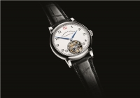 Lange's limited edition watch with zero- reset time-setting feature