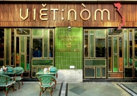 Vietnom @cyberhub reopens following safety norms mandated by the government, the bar is open too