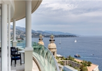 A dollop of sun in Monte-Carlo