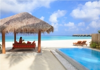 Dream Luxury holiday at the stunning Sun Aqua Vilu Reef at Maldives