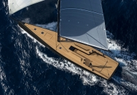 The fantastic new cruiser-racer Wally 93