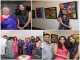 Tanisha's debut painting exhibition
