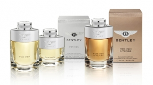 Bentley Senses success with the Fragrance collection